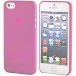 Чехол-накладка TOTO Ultra Thin TPU Case для iPhone 5/5S/SE Pink