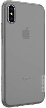 Чехол-накладка Nillkin Nature TPU Case Apple iPhone Xs Max Gray