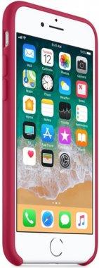 Чехол-накладка Apple Silicone Case iPhone 7/8 Rose Red