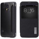 Чехол-книжка Rock New Elegant Samsung Galaxy S5 Black