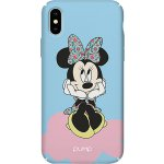 Чехол-накладка PUMP Tender Touch Case for iPhone X/XS Pretty Minnie Mouse