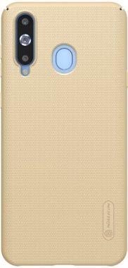 Чехол-накладка Nillkin Super Frosted Shield Samsung Galaxy A8s (SM-G8870) Gold