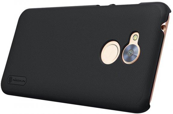 Чехол-накладка Nillkin Super Frosted Shield Huawei Nova 4 Black