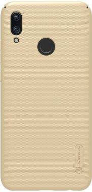 Чехол-накладка Nillkin Super Frosted Shield Huawei P smart (2019) Gold