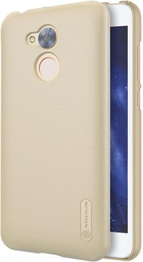 Чехол-накладка Nillkin Super Frosted Shield Huawei Honor 6A Gold