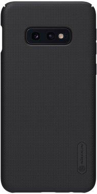 Чехол-накладка Nillkin Super Frosted Shield Samsung Galaxy S10e (SM-G970) Black