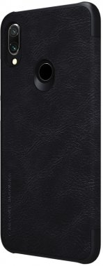 Чехол-книжка Nillkin Qin Leather Case Xiaomi Redmi Note 7 Black