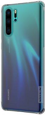Чехол-накладка Nillkin Nature TPU Case Huawei P30 Pro Gray