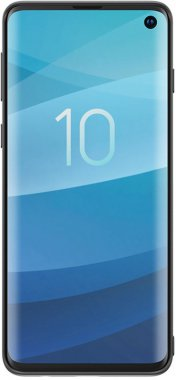 Чехол-книжка Nillkin Synthetic Fiber Case Samsung Galaxy S10 (SM-G973) Black