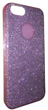 Silicone 3in1 Блёстки  Samsung J330 Violet
