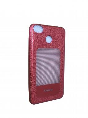 Силикон Fashion New Samsung J730 Red