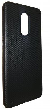 Силикон (carbon) Xiaomi Mi6 Black