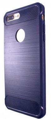 Силикон (carbon) Meizu M5s blue New!!