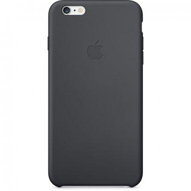 """Чехол Apple Silicone Case для iPhone 6 Plus/6s Plus """"01"""" Black"""