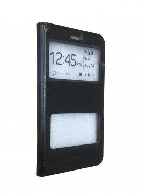 Чехол - книжка MOMAX для Meizu M5C Black