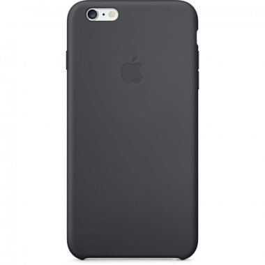 Copy Apple Silicone Case iPhone 6 Black