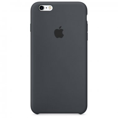 Чехол Apple Original Silicone Case для iPhone 6 Plus Charcoal Gray