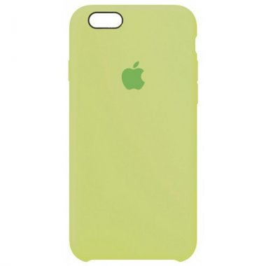 Чехол Apple Original Silicone Case для iPhone 6 Plus Mint