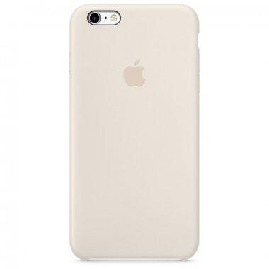 Чехол Apple Original Silicone Case для iPhone 6 Plus Antigue White