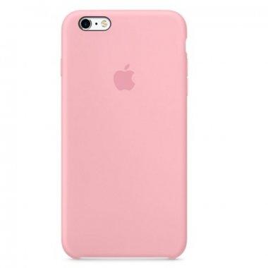 Чехол Apple Original Silicone Case для iPhone 6 Pink