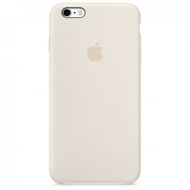 Чехол Apple Original Silicone Case для iPhone 6 Antigue White
