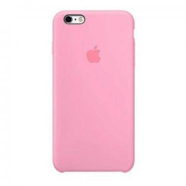 Чехол Apple Original Silicone Case для iPhone 6 Light Pink
