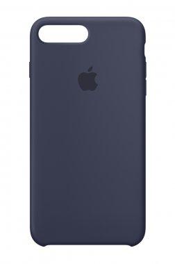 Чехол Apple Original Silicone Case для iPhone 7 Midnight Blue
