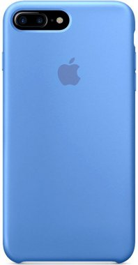 Чехол Apple Original Silicone Case для iPhone 7 Sky Blue