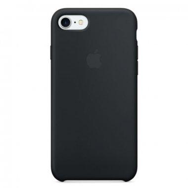 Чехол Apple Original Silicone Case для iPhone 7 Black