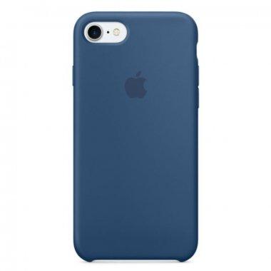 Чехол Apple Original Silicone Case для iPhone 7 Plus Ocean Blue