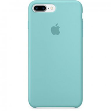 Чехол Apple Original Silicone Case для iPhone 7 Plus Sea Blue