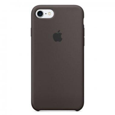 Чехол Apple Original Silicone Case для iPhone 7 Plus Cocoa