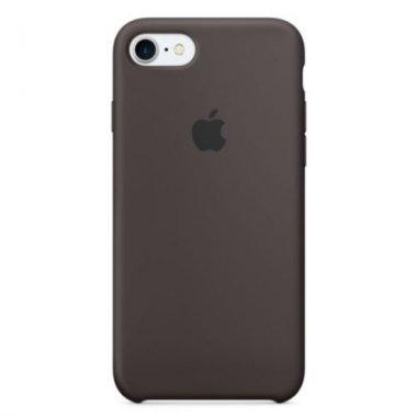 Чехол Чехол Silicone Case для для iPhone 7 Plus Cocoa
