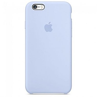 "Чехол Apple Silicone Case для iPhone 6/6s ""10"" Lilac"