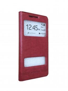 Чехол - книжка MOMAX для Meizu M5 Red