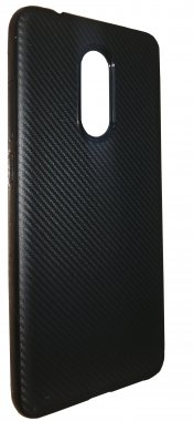 Силикон (carbon) Xiaomi RedMi Note 4X Black
