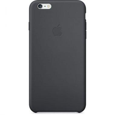 "Чехол Apple Silicone Case для iPhone 6/6s ""01"" Black"