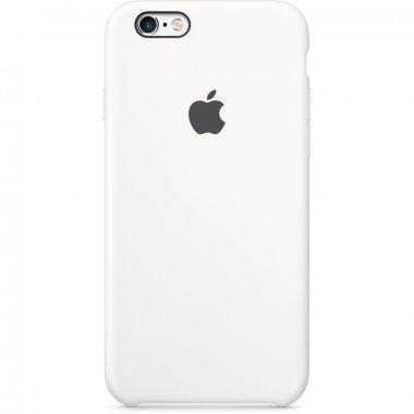 Чехол Apple Original Silicone Case для iPhone 6 White