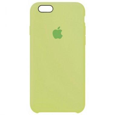Чехол Apple Original Silicone Case для iPhone 6 Mint