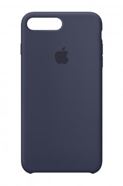 Чехол Apple Original Silicone Case для iPhone 7 Plus Midnight Blue