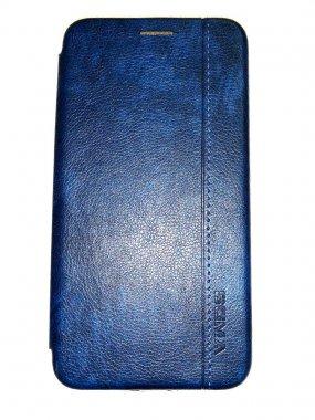 blue chehol dlya knizhka plus s10 samsung sgma