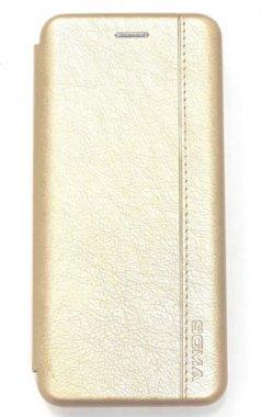 Чехол - книжка SGMA для Samsung S8 Gold
