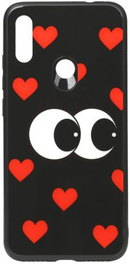 7 cartoon case chehol eatit glass just nakladka note print redmi toto xiaomi