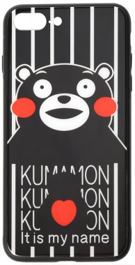 7 apple cartoon case chehol glass iphone kumamon nakladka plus plus8 print toto