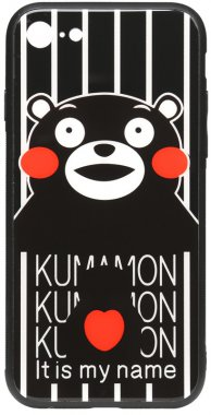 78 apple cartoon case chehol glass iphone kumamon nakladka print toto