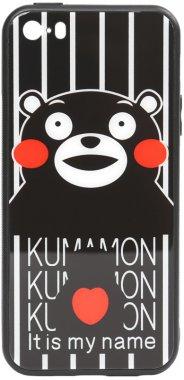 apple cartoon case chehol glass iphone kumamon nakladka print se5s5 toto