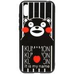 Чехол-накладка TOTO Cartoon Print Glass Case Huawei Y6 2019 Kumamon