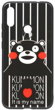 7 cartoon case chehol glass kumamon nakladka note print redmi toto xiaomi