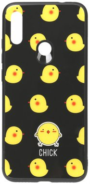 7 cartoon case chehol chick glass nakladka print redmi toto xiaomi