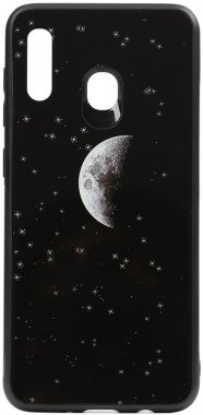 a20a30 cartoon case chehol galaxy glass nakladka print samsung sky starry toto